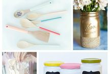 D.I.Y : Home / Great crafts to make living whole lot prettier :) / by Kissing in High Heels