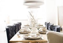 Dining Rooms / by Leila @ In the Tweeds