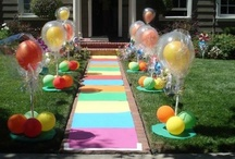 Party Ideas / by Patsy Graham-Stewart