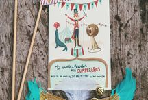 Circus themed Party / by Snider Photo and Design