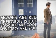 Doctor Who: Next stop, everywhere! / by Lauren Wall