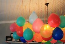 Party ideas / by Cecile Harrell
