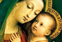 Mother of all Mothers... Mary / by Maureen Reilly