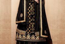 Kimora Designer Salwar Suit / Kimora The Portrait of A Floral Queen By Royal Begum / by Deshi Besh