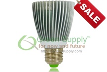 R20 LED / Green Supply offers a selection of energy efficient R20 LED (Standard Reflector) and PAR20 LED light bulbs. R20 bulbs provide wide range of beam widths from narrow spot to wide flood. R20 LED light bulbs are well suited for spot lights, flood lights and indoor lighting. R20 LED is the Green replacement of R20 halogen floodlight and incandescent light bulb.  / by Green Supply