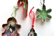 Tis' the Season - Ornaments / by Angela Palmer
