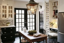 kitchens i love / by Amy Yingling