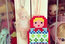 Hama Beads / by Shannon Schmidt