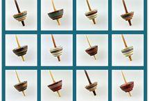 Yarn Spinning / How to / by Lu Bram