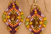 Macrame and Kumihimo inspiration / by Diana Rehfield