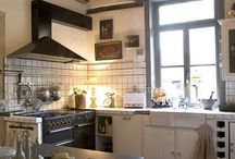 Decoration  Kitchens / #Kitchen #Decor / by Pascale De Groof