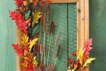 Autumn Decor / by Create TV