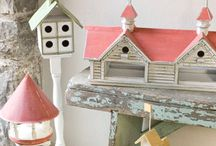 Bird Houses / by Kris Riddle