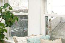 Window treatments / by Linda Brown