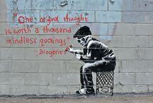 Street Art / by Vincent DeBiase II