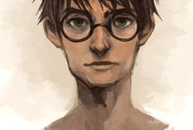 Harry Potter / by Carissa McCormack