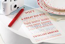 Party Ideas / by Tiffany Sekunna