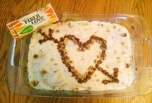 Taste Buddy Thursday Recipes / We all know FiberLove bars work great alone, but they're also stellar team players. So every week, we'll introduce you to a new way to liven up your FiberLove life by pairing FiberLove bars with some of your other favorite foods. / by FiberLove