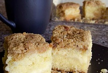 Coffee Cake, Muffins, and all Morning Deliciousness / by Suzanne Whalen-Kell