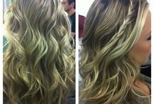 Hair  / by Madison Stewart