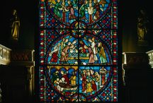Stained Glass at the Gardner Museum / Stained glass might not be the first category of work you think of when you think of the Gardner Museum, but it's an integral part of the Museum's collection. / by Gardner Museum