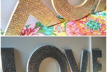 DIY Home Decorations / by Mackenzie Koble