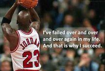 Michael Jordan & Bulls / by HCERONM
