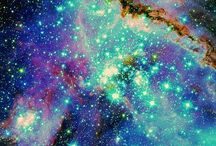 The Universe / Everything about the universe and energy / by deVour Magazine