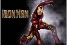 Super Heroes / by Morgan Barnard