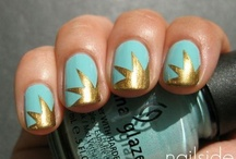 Everything DOPE TIPS / Nail designs & colors to inspire & fascinate! / by Suzanne Palmore