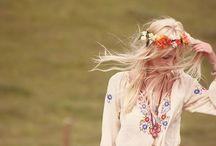Hippie Hippie Shake / by Cécile
