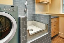 Laundry Room / by Beth Davis
