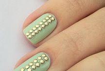 Nail Art / Painted nails / by Lu Bram
