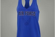 USAF  / by Bethany Hall