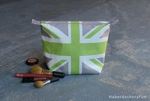 DIY - Sewing Projects / DIY Sewing projects I want to accomplish one day! / by Brianne Newton