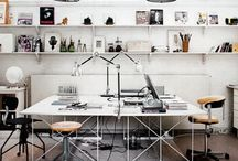 design office space / by Melissa Siglar
