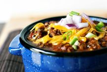 Slow Cooker Game Day Food / by Kita Roberts