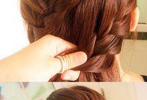 hair / by Lauren Becher