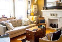 Apartment Living / by Anestazia Brace