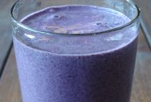 Smoothie recipes / by Holly