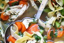 soups / stews / by Raquel Toledo