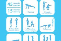 Toning Workouts / by Angela