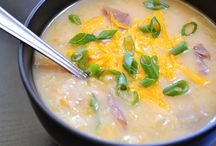 Super Soups / by Janet Roe {KY Klips}