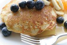 Gluten Free Pancakes / by Genius Gluten Free
