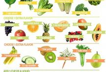 Green smoothies / by Christine Turnbull