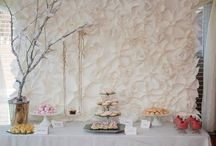 Creative walls / Creative; Wedding,  Picture, Window, and party walls / by Sarah Calderon