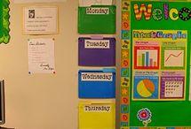 Classroom Stuff / by Rebecca Guynes