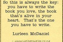 Writing Tips / by Lori McDaniel