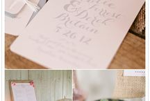 Blush & Grey / by A Savvy Event
