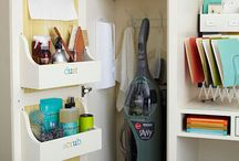 DIY Storage & organization / by Esther Clark